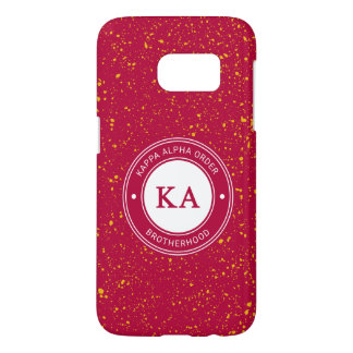 Kappa Alpha Order | Badge Samsung Galaxy S7 Case