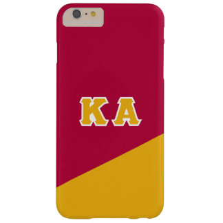 Kappa Alpha Order | Greek Letters Barely There iPhone 6 Plus Case