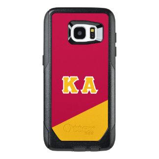 Kappa Alpha Order | Greek Letters OtterBox Samsung Galaxy S7 Edge Case