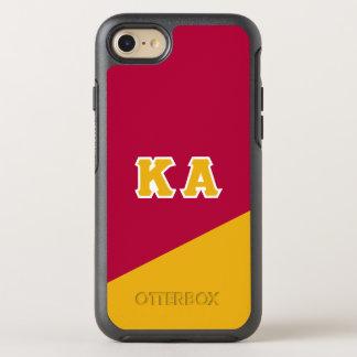Kappa Alpha Order | Greek Letters OtterBox Symmetry iPhone 8/7 Case
