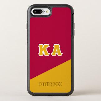 Kappa Alpha Order | Greek Letters OtterBox Symmetry iPhone 8 Plus/7 Plus Case