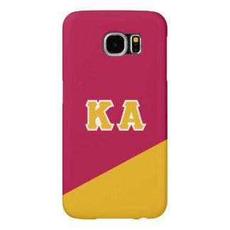 Kappa Alpha Order | Greek Letters Samsung Galaxy S6 Cases
