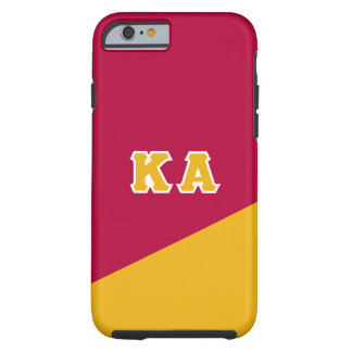 Kappa Alpha Order | Greek Letters Tough iPhone 6 Case