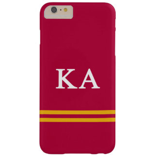 Kappa Alpha Order | Sport Stripe Barely There iPhone 6 Plus Case