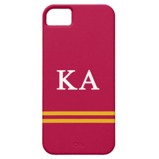 Kappa Alpha Order | Sport Stripe iPhone 5 Case