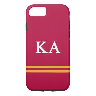 Kappa Alpha Order | Sport Stripe iPhone 8/7 Case