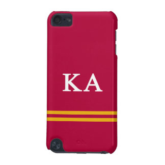 Kappa Alpha Order | Sport Stripe iPod Touch (5th Generation) Cover