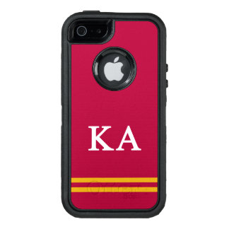 Kappa Alpha Order | Sport Stripe OtterBox iPhone 5/5s/SE Case
