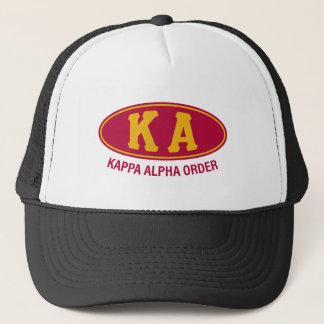 Kappa Alpha Order   Vintage Trucker Hat