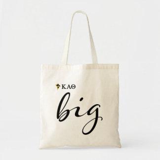 Kappa Alpha Theta | Big Script Tote Bag