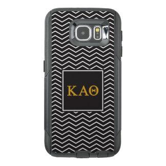 Kappa Alpha Theta   Chevron Pattern
