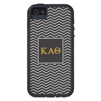 Kappa Alpha Theta | Chevron Pattern iPhone 5 Cases