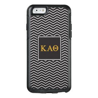 Kappa Alpha Theta   Chevron Pattern OtterBox iPhone 6/6s Case