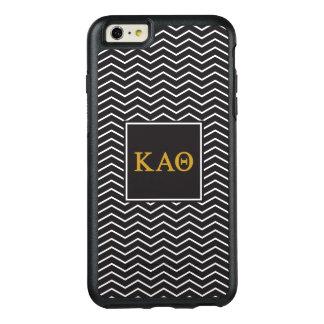 Kappa Alpha Theta   Chevron Pattern OtterBox iPhone 6/6s Plus Case