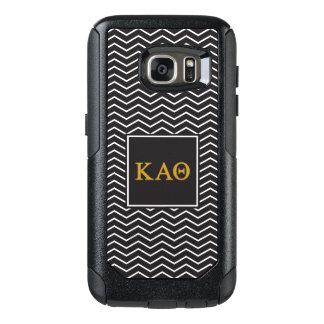 Kappa Alpha Theta | Chevron Pattern OtterBox Samsung Galaxy S7 Case