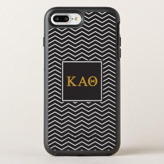 Kappa Alpha Theta | Chevron Pattern OtterBox Symmetry iPhone 7 Plus Case