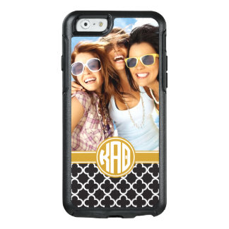 Kappa Alpha Theta | Custom Monogram Pattern OtterBox iPhone 6/6s Case