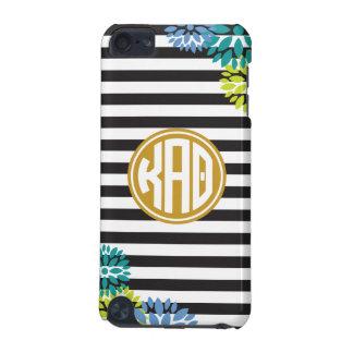 Kappa Alpha Theta | Monogram Stripe Pattern iPod Touch (5th Generation) Cases