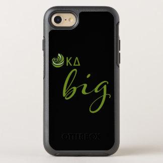 Kappa Delta Big Script OtterBox Symmetry iPhone 8/7 Case
