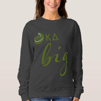 Kappa Delta Big Script Sweatshirt