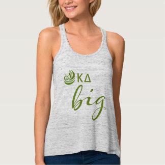 Kappa Delta Big Script Tank Top