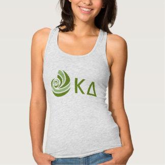 Kappa Delta Lil Big Logo Tank Top