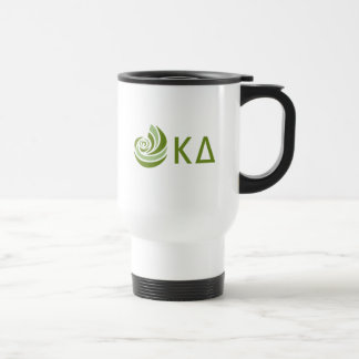 Kappa Delta Lil Big Logo Travel Mug