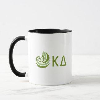 Kappa Delta Lil Script Mug
