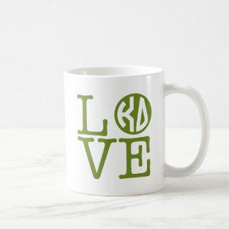 Kappa Delta Love Coffee Mug