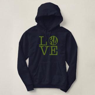 Kappa Delta Love Hoodie