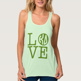 Kappa Delta Love Tank Top