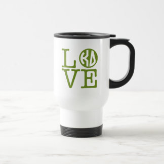 Kappa Delta Love Travel Mug