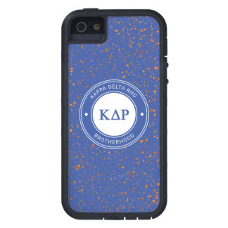 Kappa Delta Rho | Badge iPhone 5 Case