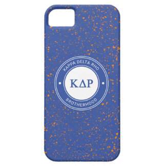 Kappa Delta Rho | Badge iPhone 5 Cover