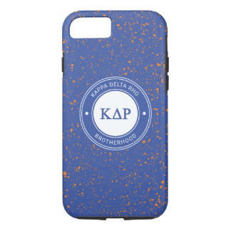 Kappa Delta Rho   Badge iPhone 7 Case