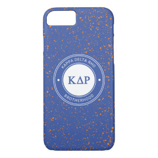 Kappa Delta Rho | Badge iPhone 8/7 Case