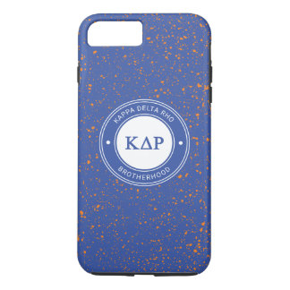 Kappa Delta Rho | Badge iPhone 8 Plus/7 Plus Case
