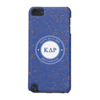 Kappa Delta Rho | Badge iPod Touch 5G Cover