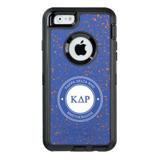 Kappa Delta Rho | Badge OtterBox Defender iPhone Case