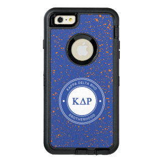 Kappa Delta Rho   Badge OtterBox iPhone 6/6s Plus Case