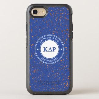 Kappa Delta Rho   Badge OtterBox Symmetry iPhone 7 Case