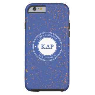 Kappa Delta Rho | Badge Tough iPhone 6 Case