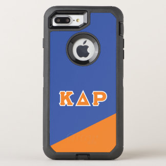 Kappa Delta Rho | Greek Letters OtterBox Defender iPhone 7 Plus Case