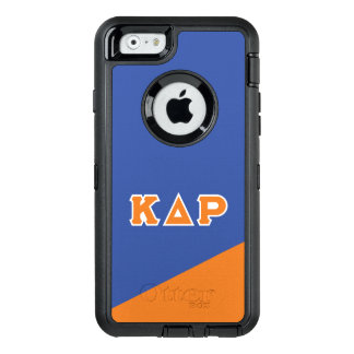 Kappa Delta Rho | Greek Letters OtterBox iPhone 6/6s Case