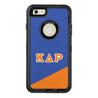 Kappa Delta Rho   Greek Letters OtterBox iPhone 6/6s Plus Case