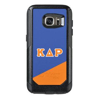 Kappa Delta Rho   Greek Letters OtterBox Samsung Galaxy S7 Case