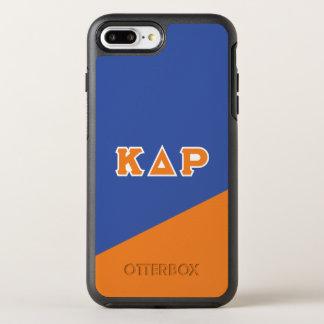 Kappa Delta Rho | Greek Letters OtterBox Symmetry iPhone 8 Plus/7 Plus Case