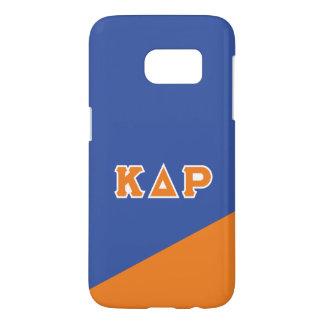 Kappa Delta Rho | Greek Letters Samsung Galaxy S7 Case