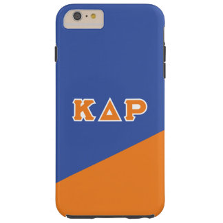 Kappa Delta Rho | Greek Letters Tough iPhone 6 Plus Case