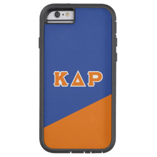 Kappa Delta Rho | Greek Letters Tough Xtreme iPhone 6 Case